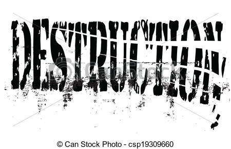 Destruction Clip Art Vector and Illustration. 8,767 Destruction.