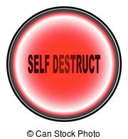 Self destructive Clipart and Stock Illustrations. 9 Self.
