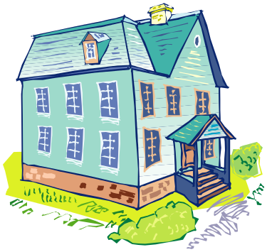 Homes 4 Clip Art Download.