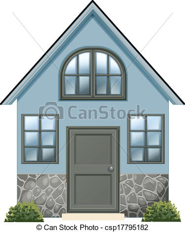 Detached house Clipart Vector and Illustration. 868 Detached house.