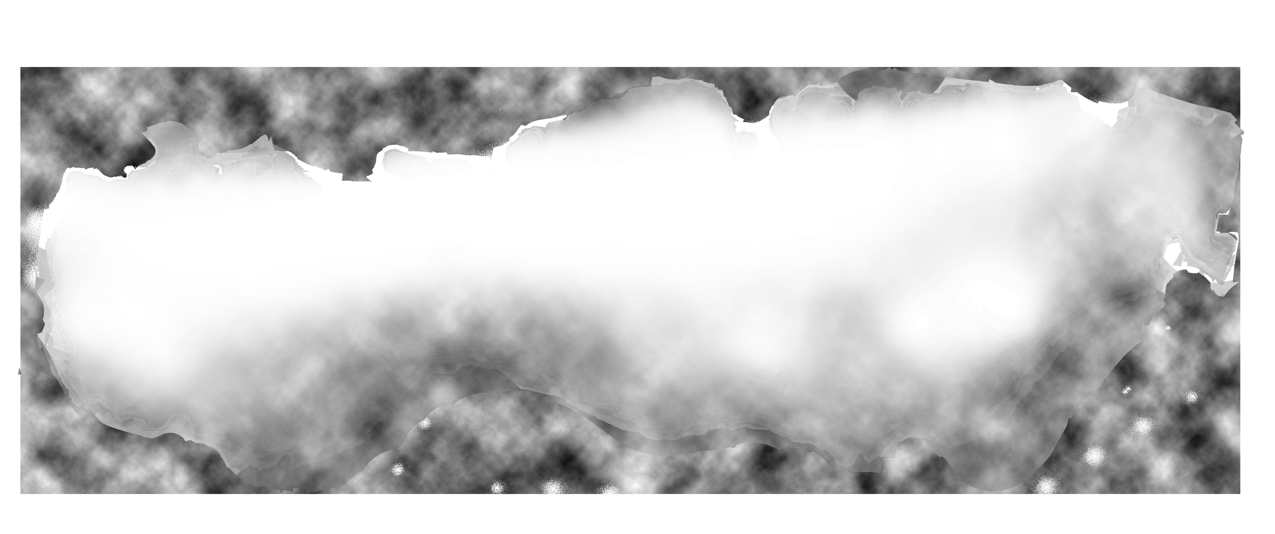 Cirrus Cloud PNG Clipart.