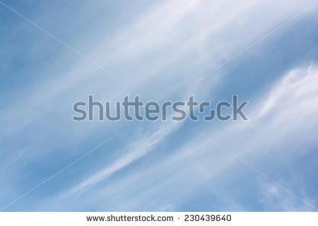 Cirrus Clouds Stock Photos, Royalty.