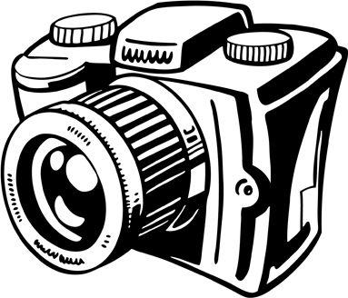 Camera clipart photography.