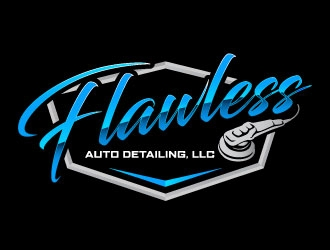 Black Pearl Auto Detailing logo design.
