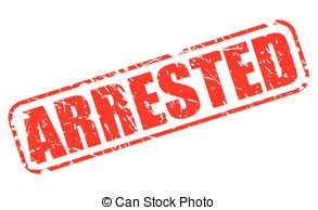Detained clipart.