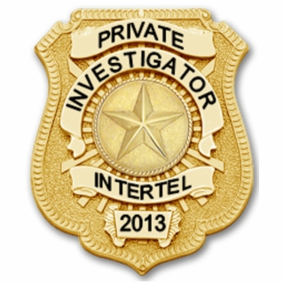 Detective Badge PNG Images.
