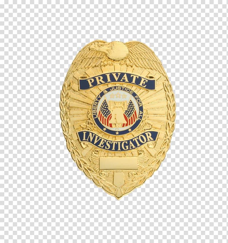 Badge Private investigator Detective Police officer Criminal.