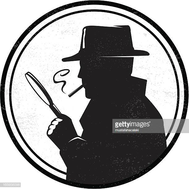 60 Top Detective Stock Illustrations, Clip art, Cartoons, & Icons.