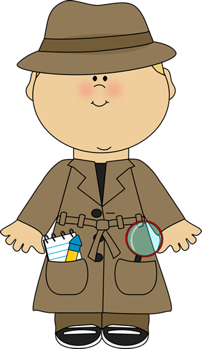 Detective Clip Art.