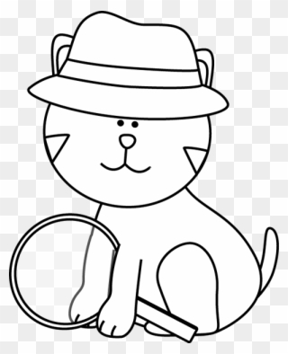 Free PNG Detective Clipart Clip Art Download.