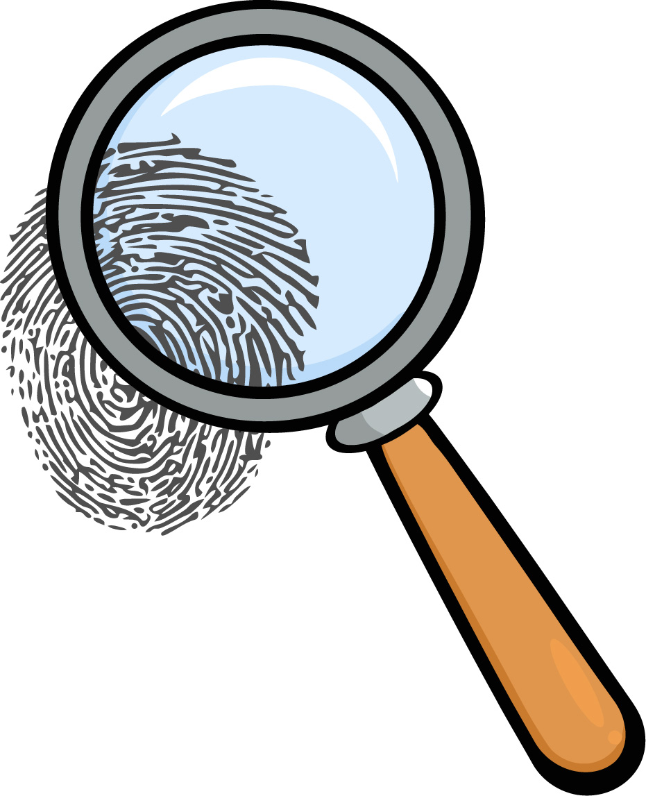 Related Pictures Detective With Magnifying Glass clipart free image.
