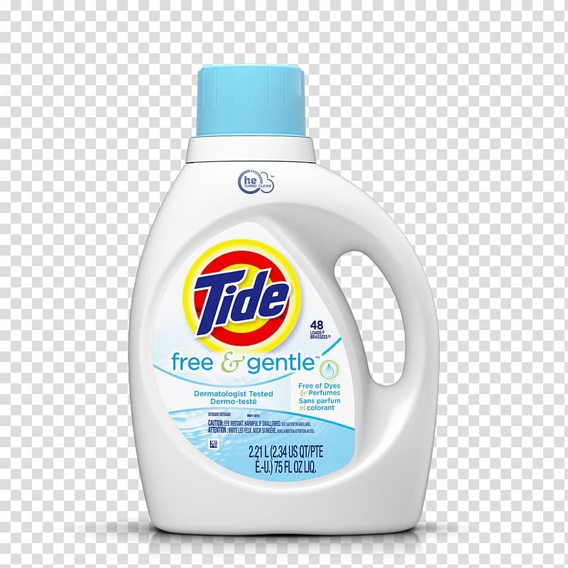 Laundry Detergent Tide Liquid, tide brand transparent.