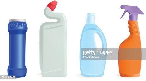 detergents Clipart Image.