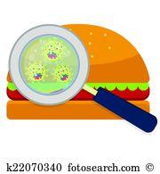 Fungal deterioration Clip Art and Illustration. 2 fungal.