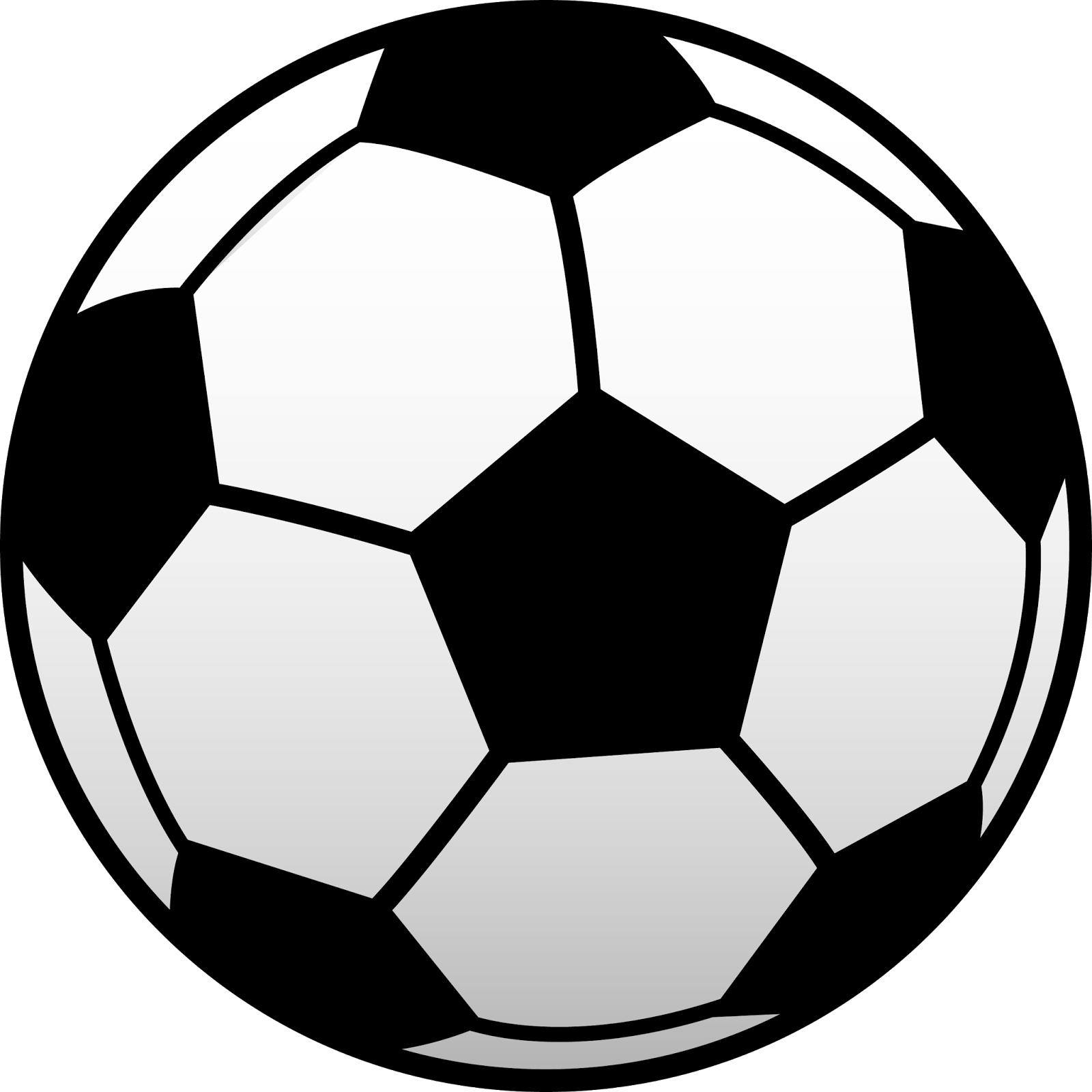 Football clipart no background.