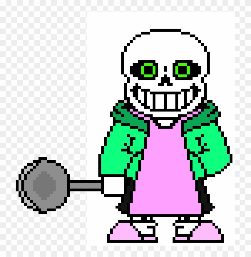 Sans Is Filled With Kindness.