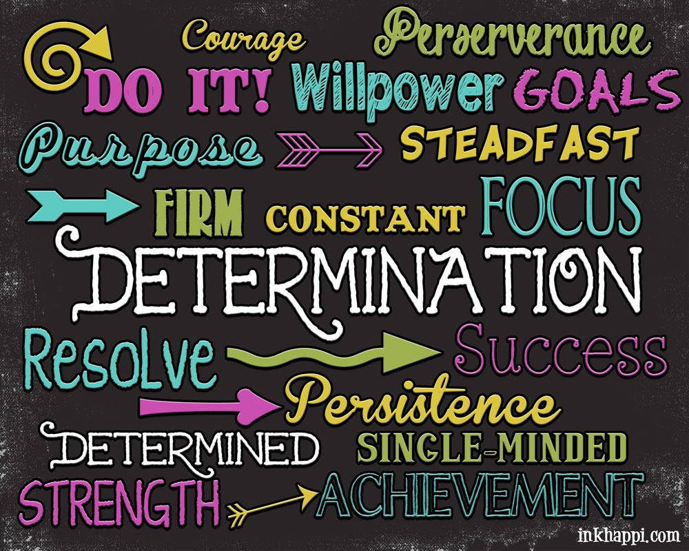 Determination Quotes & Sayings.
