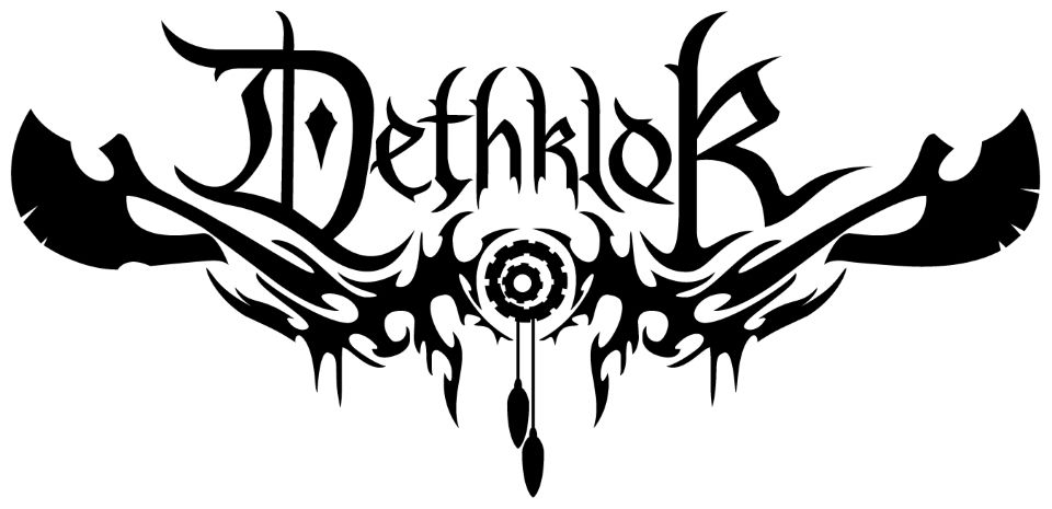 Dethklok Logo.