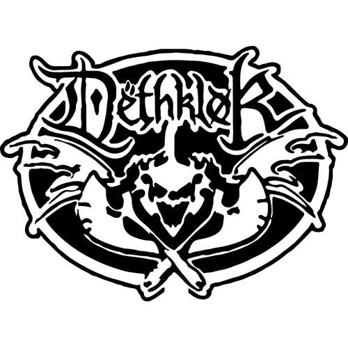 Dethklok Decal Sticker.