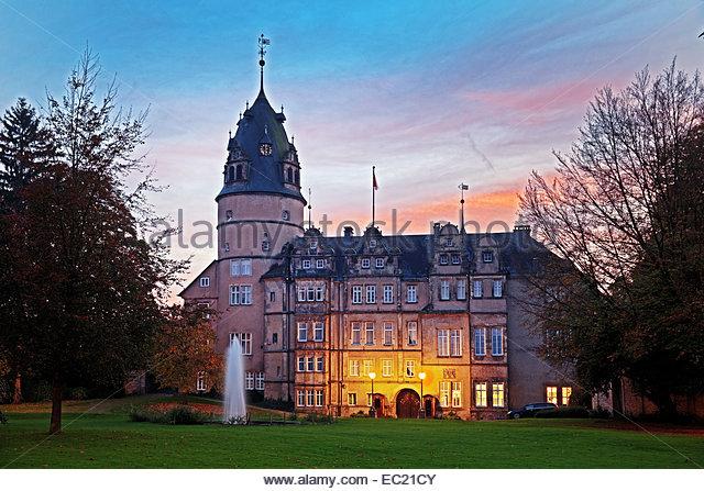 Germany North Rhine Westphalia Detmold Stock Photos & Germany.