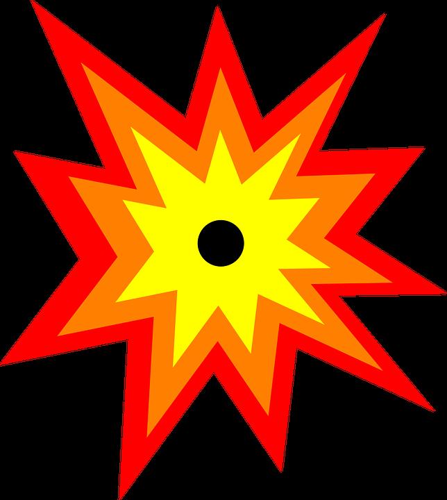 Detonation.