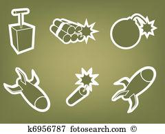 Detonation Clip Art and Illustration. 1,536 detonation clipart.