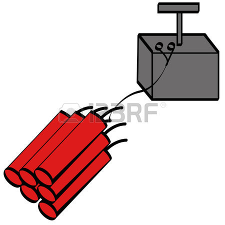 1,473 Detonator Stock Vector Illustration And Royalty Free.