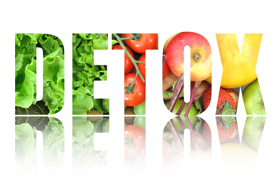 Detoxing your way to a healthier you!.