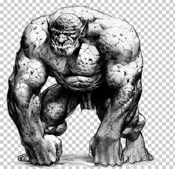 Internet Troll Detritus Legendary Creature Goblin PNG.
