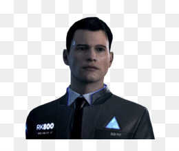 Detroit Become Human PNG.