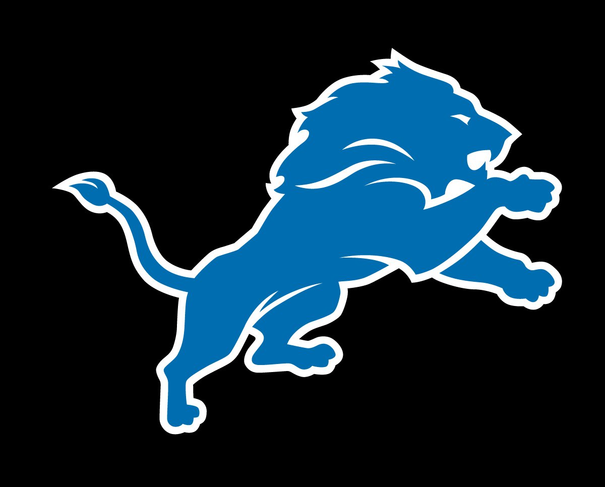 Meaning Detroit Lions logo and symbol.