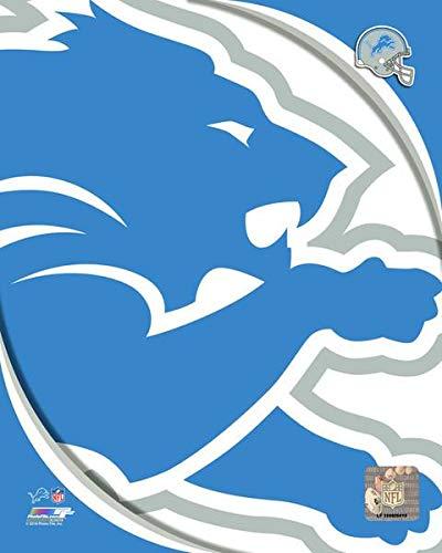 Amazon.com: Detroit Lions Logo Photo (Size: 16\