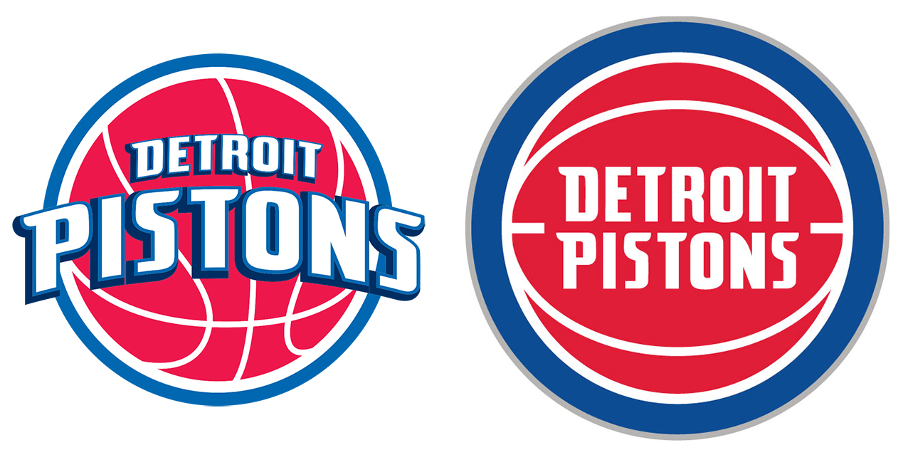 Pistons unveil new logo for 2017.