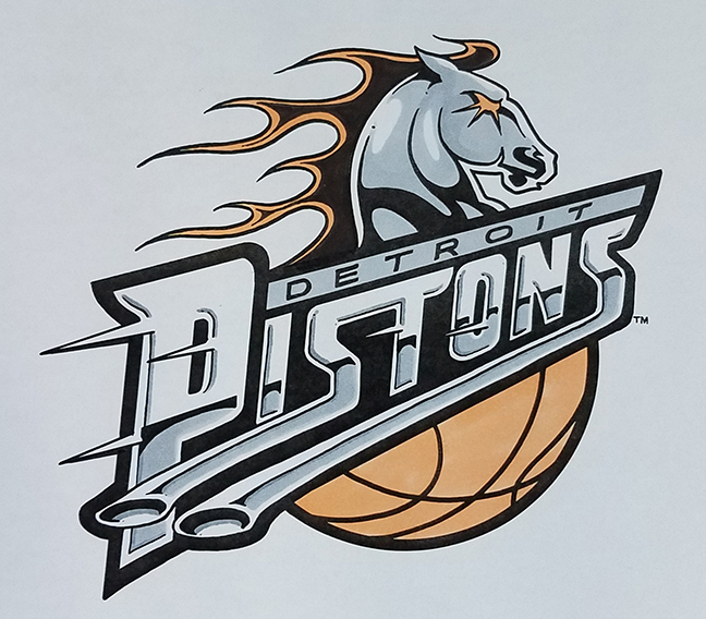 A wacky oral history about the origin of the Pistons\' teal.