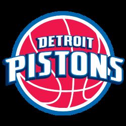 Detroit Pistons Primary Logo.