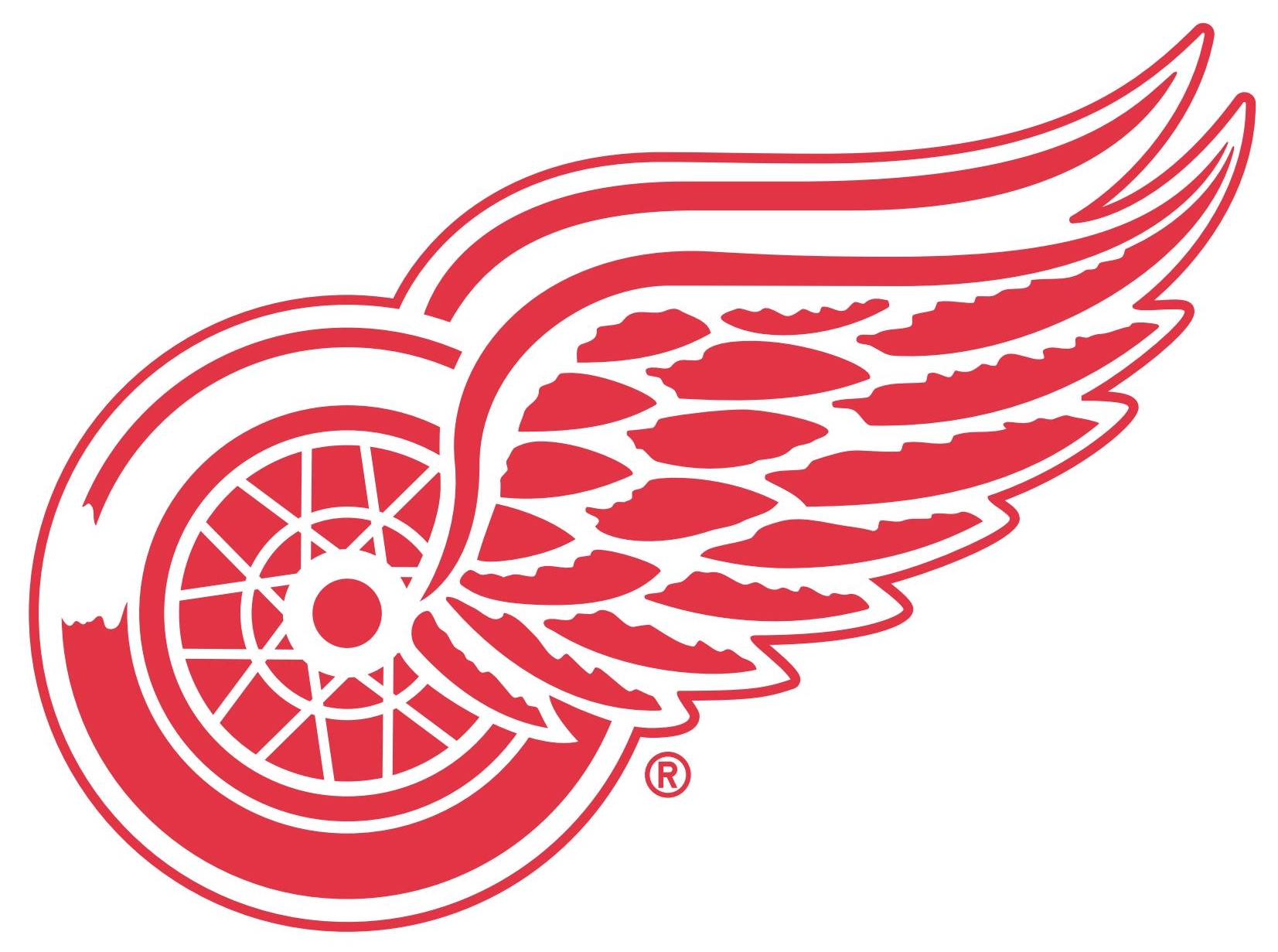 Detroit Red Wings Clipart.