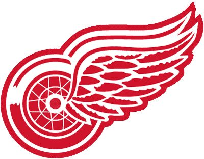Detroit Red Wings #Logo #Transparent.