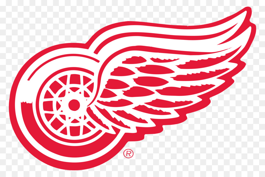 Detroit Red Wings National Hockey League Logo Chicago.