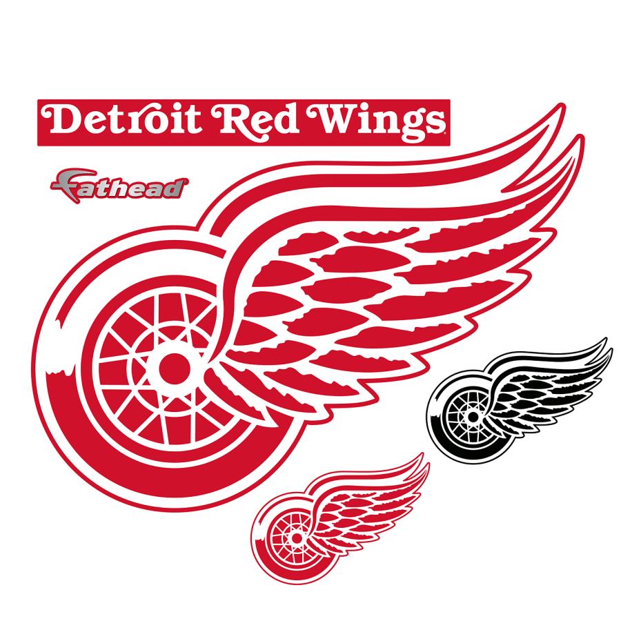Detroit Red Wings: Logo.