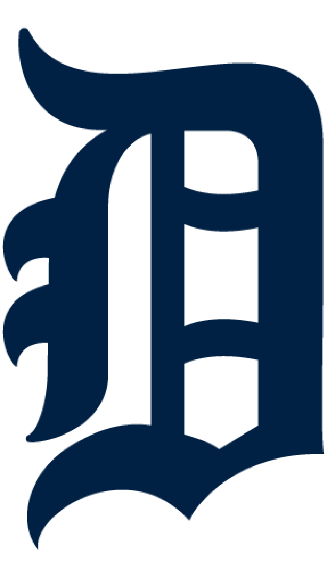 Collection of Detroit tigers clipart.