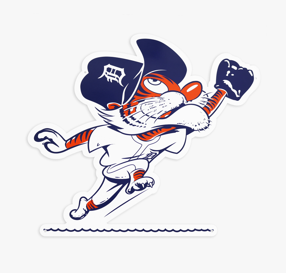 Detroit Tigers Baseball Cartoons, Cliparts & Cartoons.