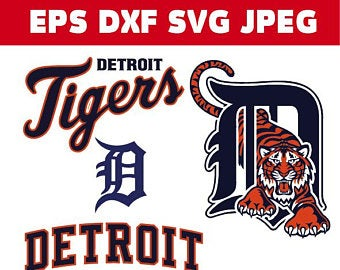 Detroit tigers logo.