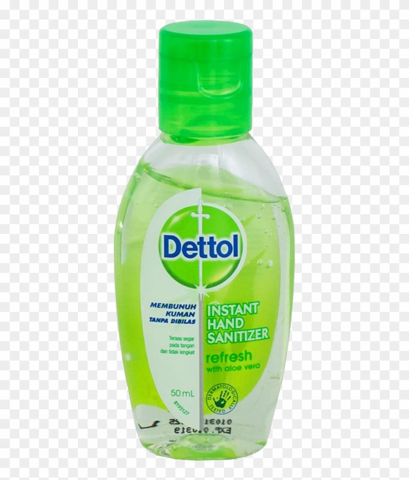Dettol Hand Sanitizer Aloe Vera 50 Ml, HD Png Download.