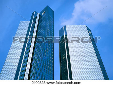 Clipart deutsche bank.