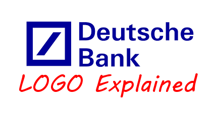 Deutsche Bank's LOGO.