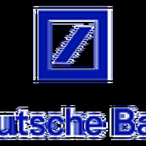 Deutsche Bank Logo.