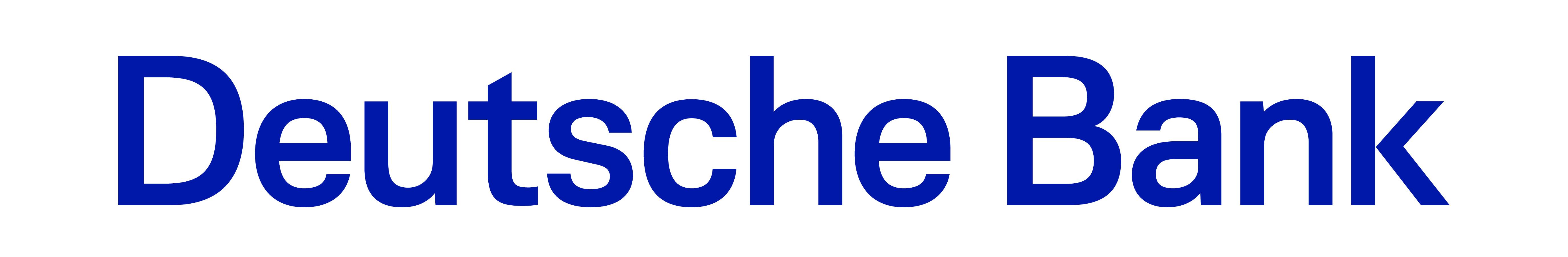 Meaning Deutsche Bank logo and symbol.