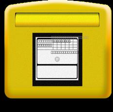 Deutsche Mailbox cliparts, kostenlose clipart.