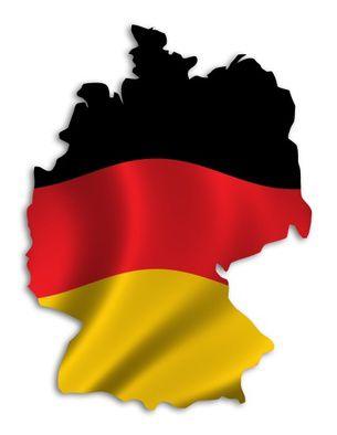 Clipart deutsche fahne.