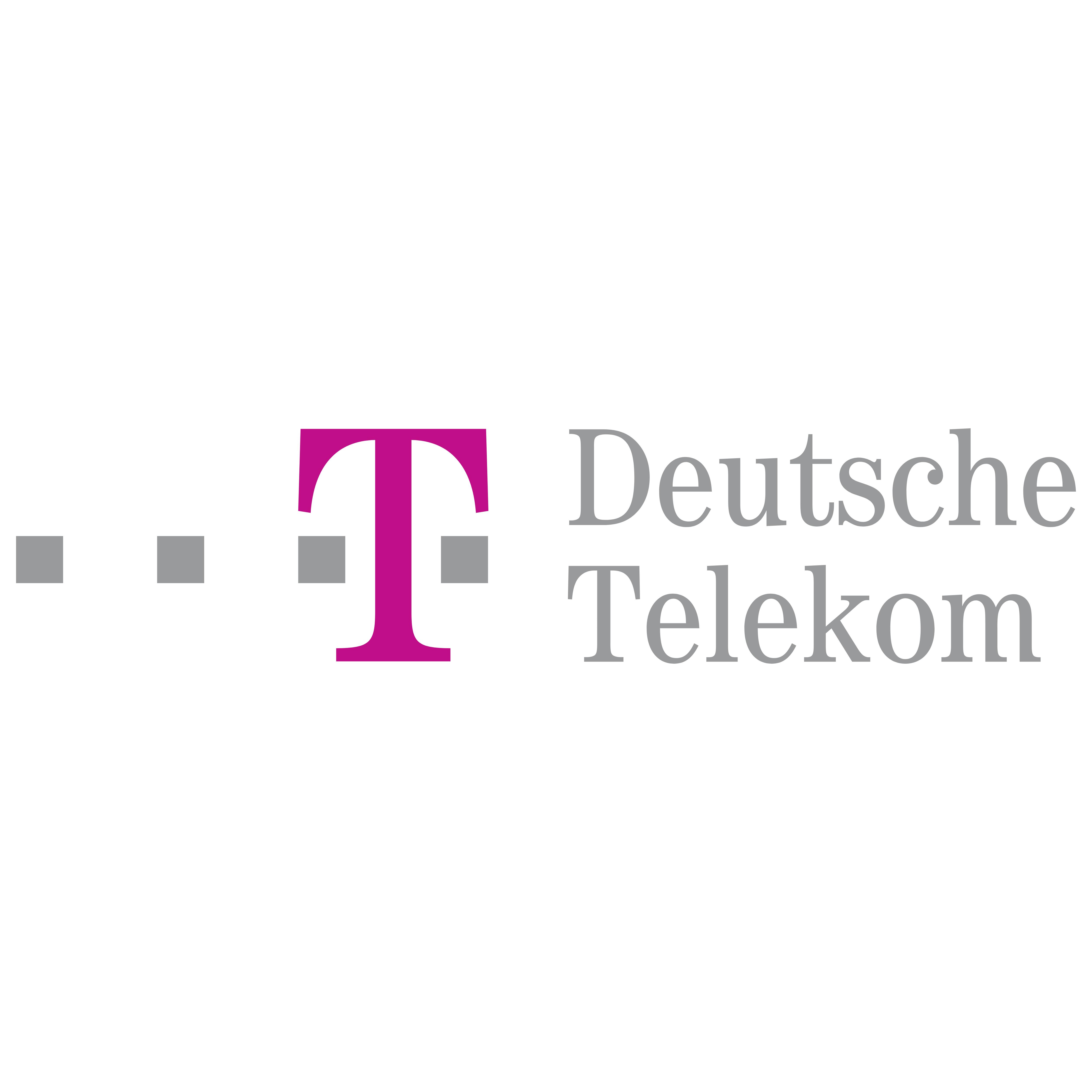 Deutsche Telekom.